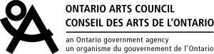 Nous tenons à remercier le Conseil des arts de l'Ontario, un organisme du gouvernement de l'Ontario, de son aide financière.