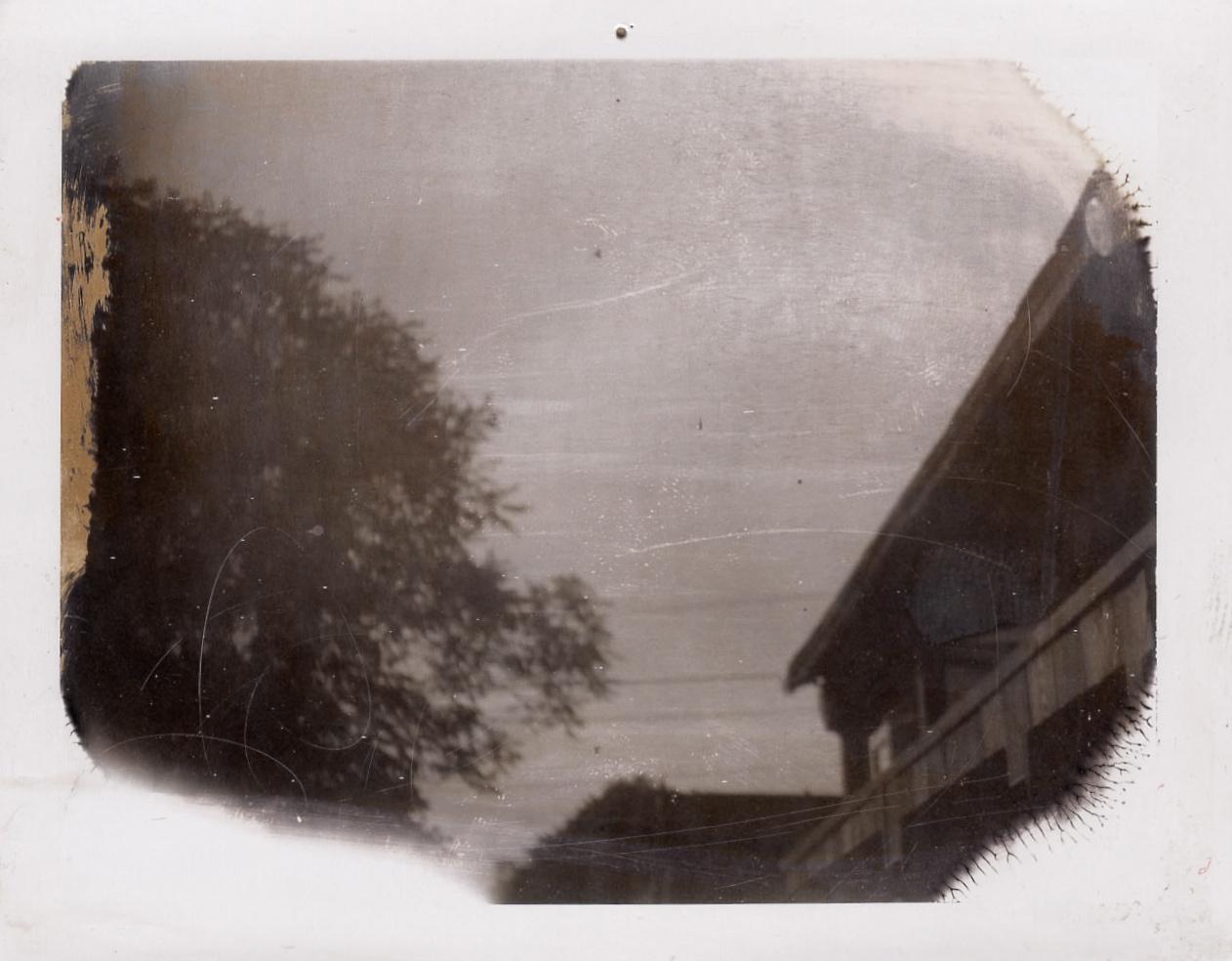 Polaroid archéologique